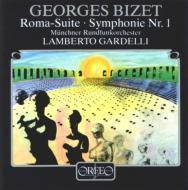 Symphony, Rome Suite: Gardelli / Munich Radio O