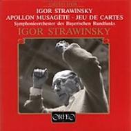 Apollon Musagete, Jeu De Cartes: Stravinsky / Bavarian.rso