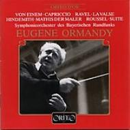 Ormandy / Bavarian.rso Live 1959