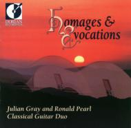 Julian Gray & Ronald Pearl Homages & Evocations
