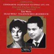 Italienisches Liederbuch: F-dieskau