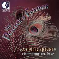 The Peacock's Feather: Carol Thompson(Celtic Harp)