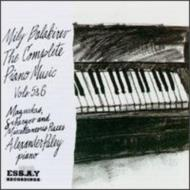 Comp.piano Works Vol.5, 6: Paley