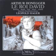 Le Roi David: Hager / Munich Radio O Barbaux Rappe M.fink