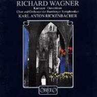 Cantata, Overtures: Rickenbacher