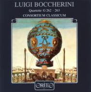 (Winds)string Quartets: Consortium Classicum