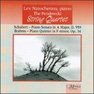 Piano Quintet: Matochemmy(P)Penderecki Sq +schubert: Sonata.20