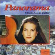 Rachel Gauk Panorama-spanish & Latin American Music