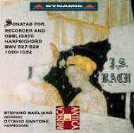 Recorder Sonatas: Bagliano(Rec)dantone(Cemb)