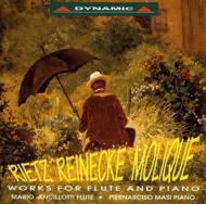Music For Flute & Piano: Ancillotti(Fl)Masi(P)