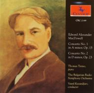 Piano Concertos.1, 2: Tirinio, Kazandjiev / Bulgarian.rso
