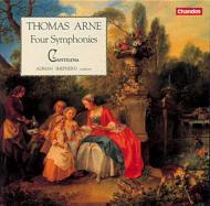 アーン:4つの交響曲 A・シェファード/カンティレーナ