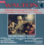 ウォルトン:ベルシャザールの饗宴 他 D・ウイルコックス/フィル・ハーモニアO