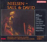 ニールセン:サウルとダヴィデ N・ヤルヴィ&デンマーク国立SO
