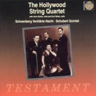 String Quintet / 浄夜 Hollywood.sq、Dinkin、Reher