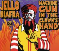 Machine Gun In Clown's Hand