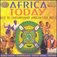 Africa Today -Best Of Contemporary Africa Folk Music