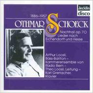 Nachhall, Etc: Loosli(B)grenacher(P)Radio Berne Chamber Ensemble
