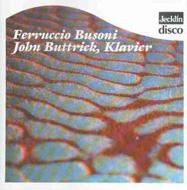 Piano Works After Bach, Chopin: Buttrick