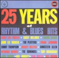 25 Years Of Rhythm And Blues Hits