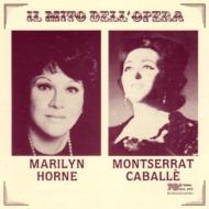 M.horne, Caballe -Songs, Arias