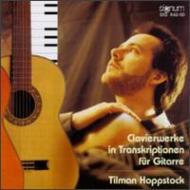 Transcriptions For Guitar