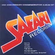 25th Anniversary Of Safari