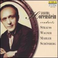 Horenstein Ocnducts Strauss, Wagner, Mahler,