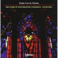 ビクトリア:ミサとモテット D・ヒル/ウェストミンスター大聖堂合唱団