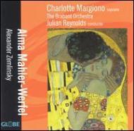 Songs: Margiono(S)Reynolds / Brabant O +zemlinsky