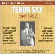 Tenor Sax Story Vol.2 1937-1948
