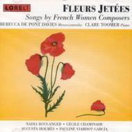 Songs By French Women Composers