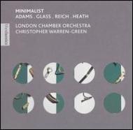 Minimalist-adams, Glass, Heath, Reich: Warren-green / London Co