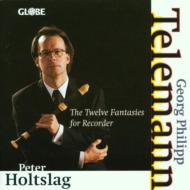 12 Fantasies For Recorder: Holtslag