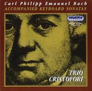 Accompanied Keyboard Sonatas: Trio Cristofori