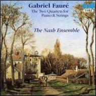 Piano Quartet.1, 2: Nash Ensemble