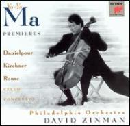 Cello Concerto: Yo-yo Ma(Vc), Zinman / Philadelphia.o