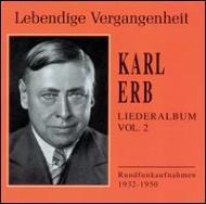 Karl Erb Songs Vol.2