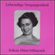 Felicie Huni-mihacsek Opera Arias