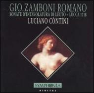 Sonate D'intavolatura Di Leuto: Contini