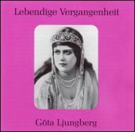 Gota Ljunberg Opera Arias