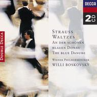 ワルツ名曲集 ボスコフスキー&ウィーン・フィル(2CD)