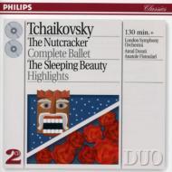 チャイコフスキー(1840-1893)/Nutcracker Sleeping Beauty Suites: Dorati Fistoulari