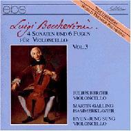 Cello Sonatas Vol.3: J.berger(Vc), Etc