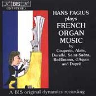 Organ Music: Hans Fagius