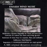 Finnish Wind Music: Westerberg / Swedish.rso, Etc