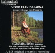 Secular Folksongs From Dalecarlia: Jonth(S), Etc