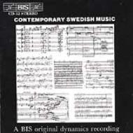 Swedish Music: Westerberg /