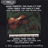 Vc.sonatas: Helmerson / Palsson Faure: P.trio