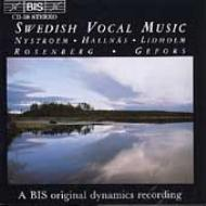 Swedish Vocal Music: Finnila, Schele, Etc